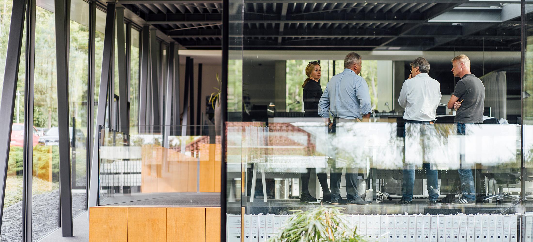 Offene stellen schmelzle partner mbb architekten bda for Stellenanzeigen architekt