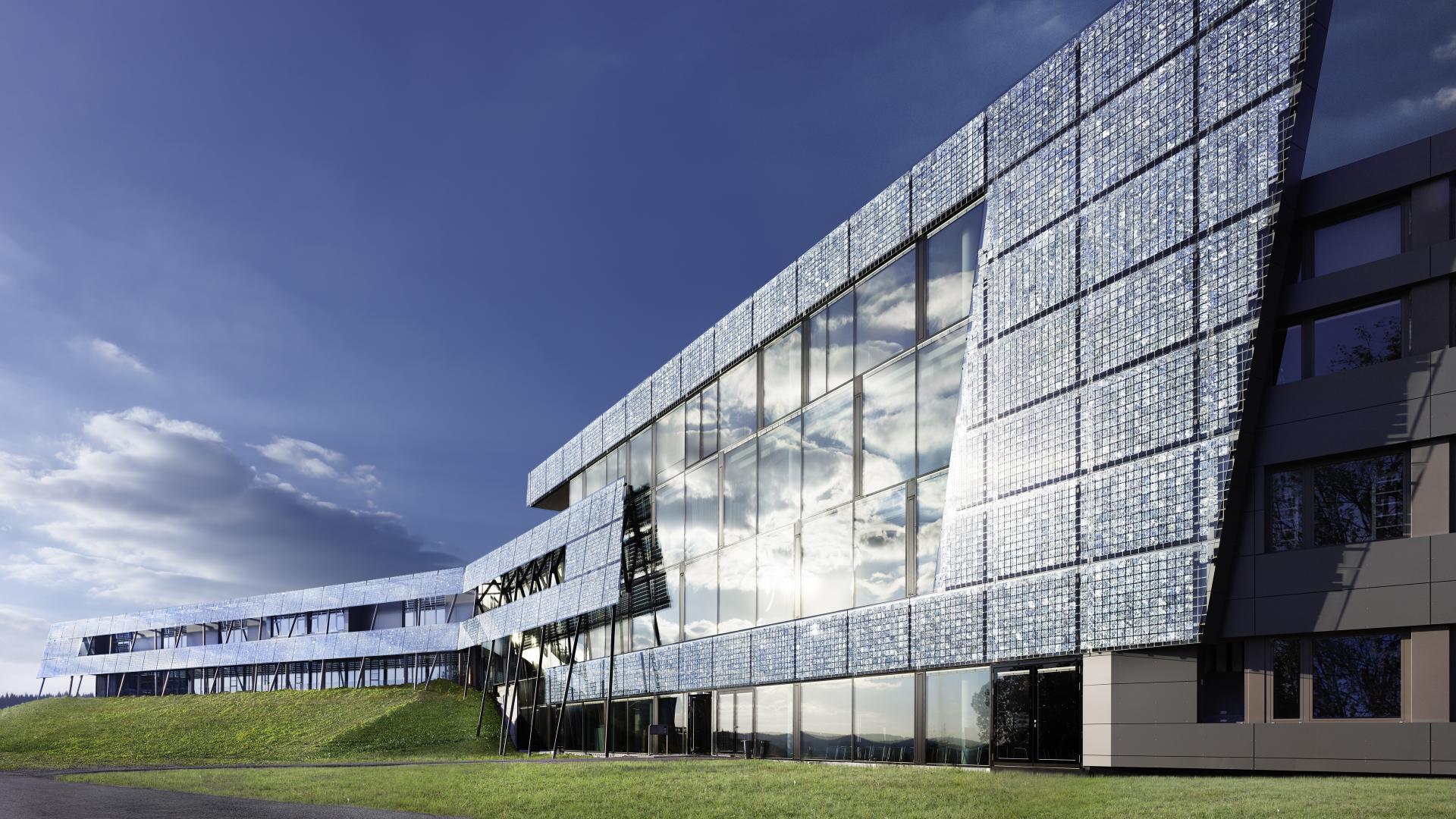 Hauptquartier der Firma Rena von SCHMELZLE+PARTNER