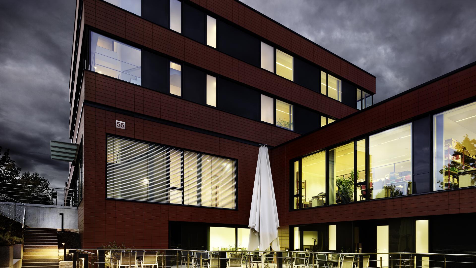 LOGISTIK- UND SERVICEGEBÄUDE M56 für Vector Informatik