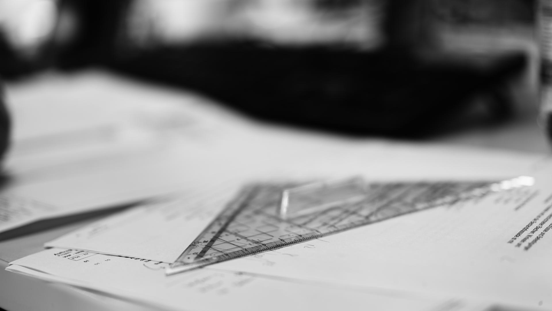 Perspektive im Büro bei Schmelzle+Partner
