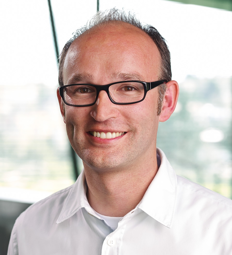 Peter Gärtner, Partner bei SCHMELZLE+PARTNER GBR ARCHITEKTEN BDA