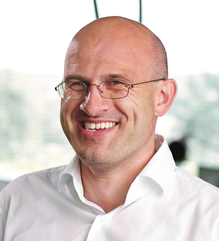 Michael Frey, Partner bei SCHMELZLE+PARTNER GBR ARCHITEKTEN BDA