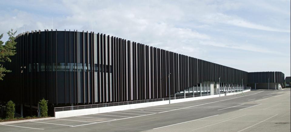 ARBURG Neubau Mitarbeiter-Parkhaus