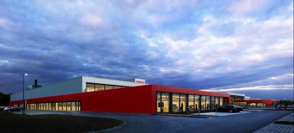 GEMÜ Oberflächen-Technologie-Zentrum (OTZ)