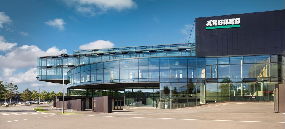 ARBURG Schulungscenter