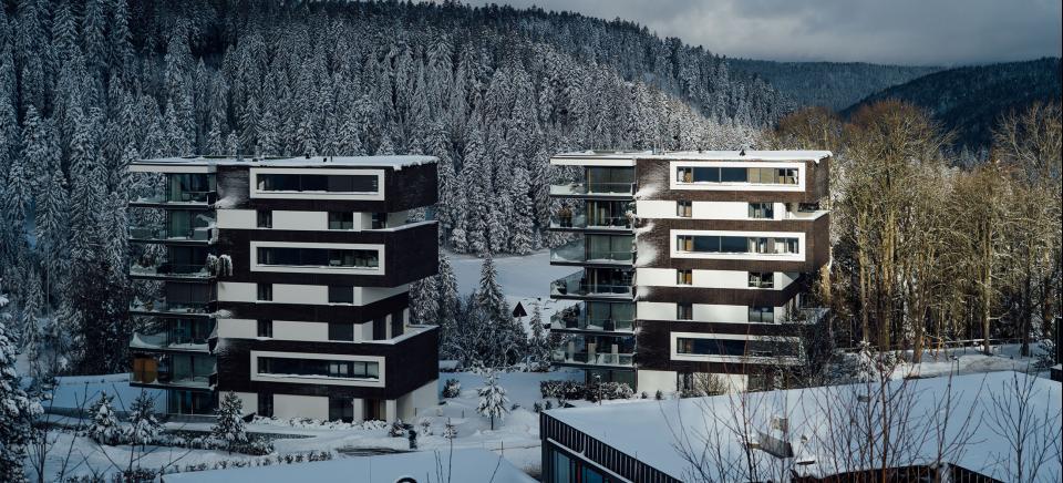 Borgmann Immobilien Wohnanlage Parkside