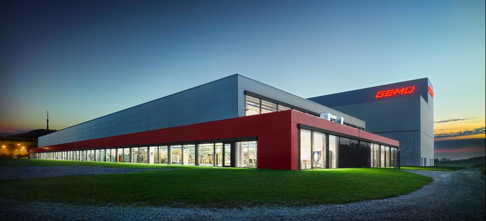 GEMÜ Logistik- und Produktionszentrum Europa (PLE)