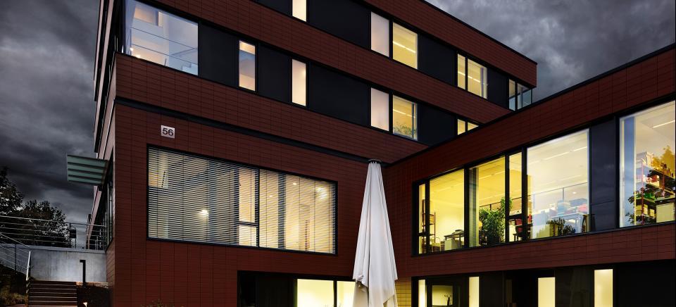 Vector Informatik Logistik- und Servicegebäude M56
