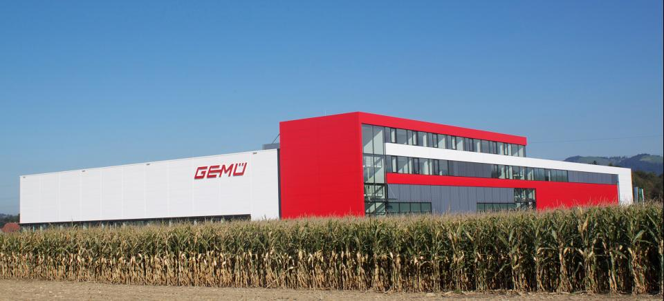 Gemü Schweiz Produktion