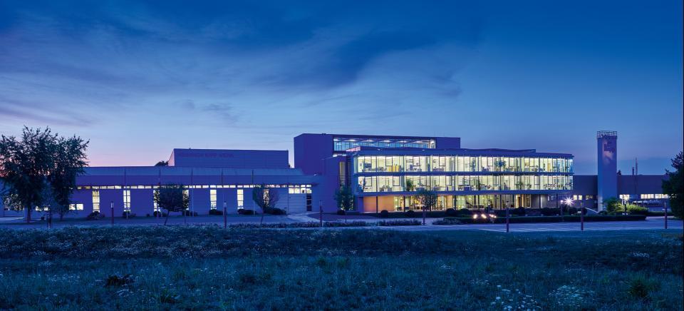 HEINRICH KIPP WERK Logistik, Produktion, Verwaltung
