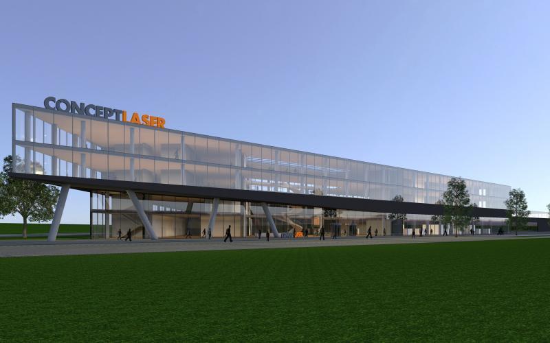 Concept Laser 3D Campus