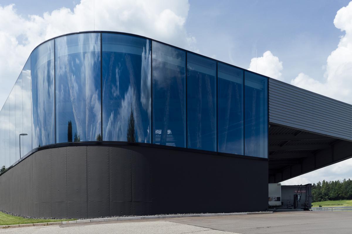 Neubau Lager zieflekoch GmbH