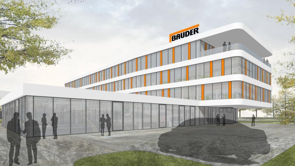 Bauder Hauptverwaltung Stuttgart